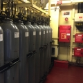 Fixed High Pressure CO2 System