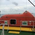 Gravity Lifeboat & Davit